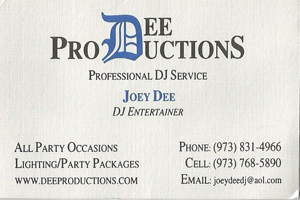 Dee Productions
