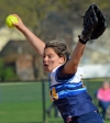 Jonnalyn McClain tossed a five-hitter for Pequannock, which defeated Parsippany Hills in MCT action.