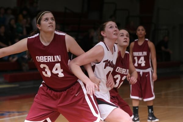 West Morris High School graduate Emily Peel has been exceptional for Carnegie Mellon this season.