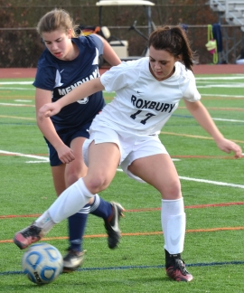 Roxbury defeated Mendham 2-0 in a North Jersey Section 2, Group III semifinal.
