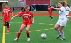 The Crimson won, 2-1, on Wednesday, Oct. 29, avenging an earlier-season loss to Parsippany.