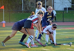 Boonton moved into the sectional semifinals with a 1-0 win over rival Pequannock on Monday, Oct. 30.
