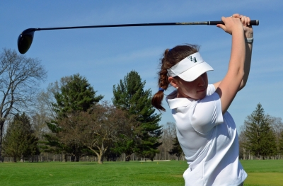 Mary Cate McGlone of Villa Walsh claimed the 2018 Morris County Girls Golf Championship.