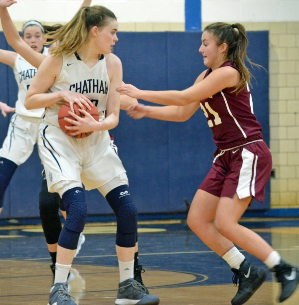 Ferrara, Colonials defeat Chatham