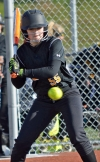 Amy Petrovich drove in Hanover Park's first run with a triple in the sixth inning. The Hornets went on to defeat Verona, 2-1, in a game at the Carl Corino Invitational.