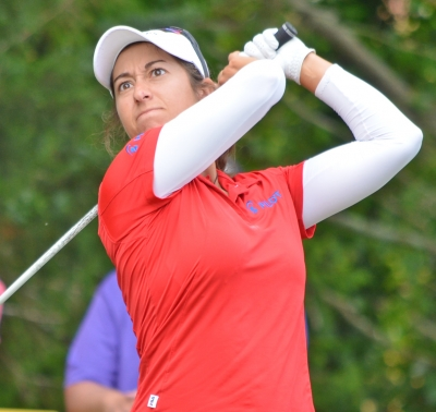 Marina Alex, coming off a sixth-place finish at the Volvik Championship, tied for 56th at the 2016 ShopRite Classic.