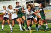 The Hanover Park and Kinnelon girls soccer teams battled to a scoreless tie.