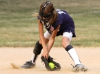 Jaclyn Carifi isn't only a pitcher. She also excels at other positions like shortstop and second base.