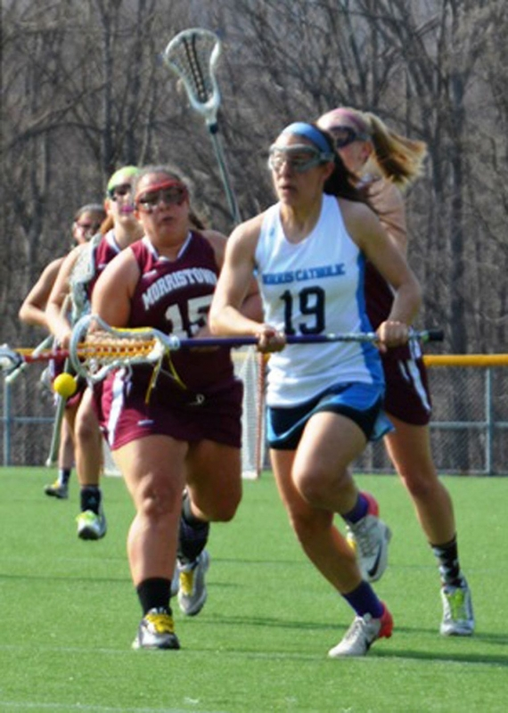 Morristown defeated Morris Catholic, 11-6.