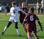 Roxbury advanced to the group semifinals by shutting out Nutley.