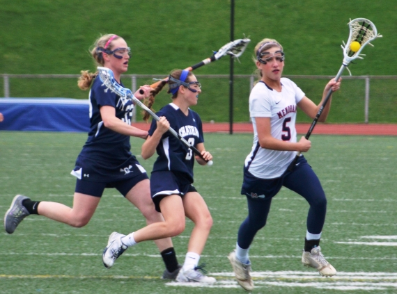 Mendham outscored Chatham 4-1 in the second half.