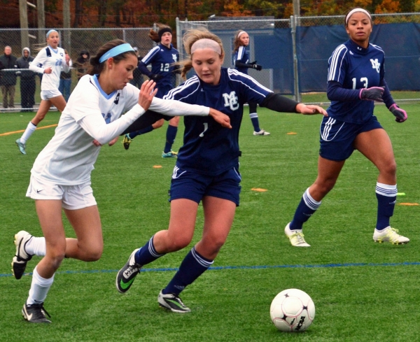 West Morris, which defeated Morris Catholic on penalty kicks, will return to the MCT final after a one-season hiatus.