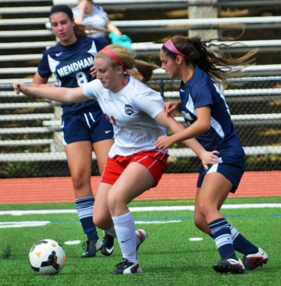 Mendham has won two of its last three games, including an upset of Morris Hills.