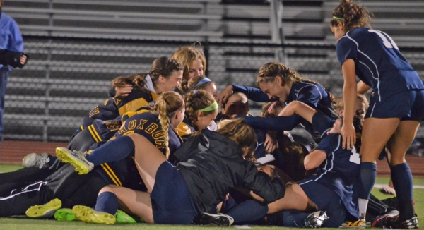 Defending champion Roxbury is the top seed for the 2016 Morris County Girls Soccer Tournament.