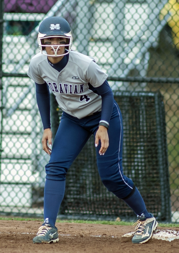 It It was common for West Morris High School graduate Kat Spilman to get on base as evidenced by the 45 hits she had going into NCAA Division III Regional play.