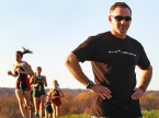 Andy Cope of Randolph has trained some of the top runners in Morris County.