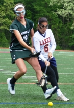 Mountain Lakes defeated Kinnelon for the third time this spring.