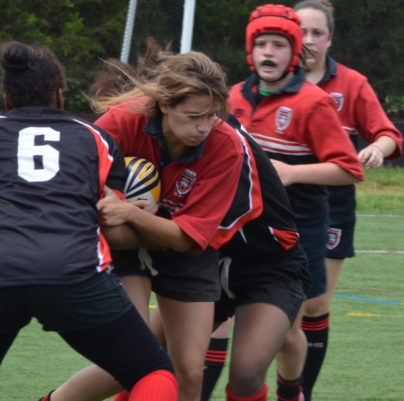 Morris Rugby claimed the first NJSBRO U19 championship.