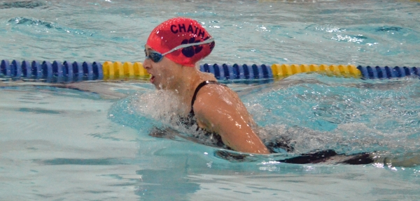 Chatham captured its 10th consecutive MCT Girls Swimming Championship on Saturday, Jan. 27.