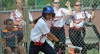 Luisa Barone is Parsippany's reliable leadoff batter.