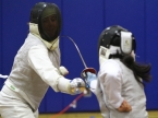 Chatham went 9-0 in epee en route to a win over Morris Knolls.
