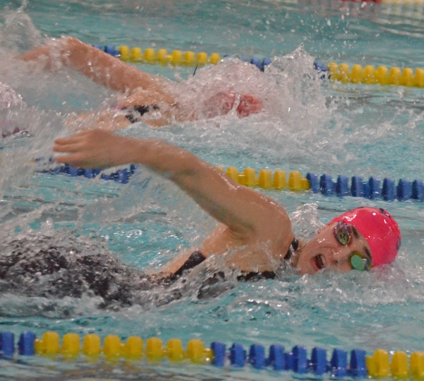 Chatham extended its winning streak to nine at the Morris County Swimming Championships.