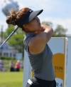Chung settling in on LPGA Tour