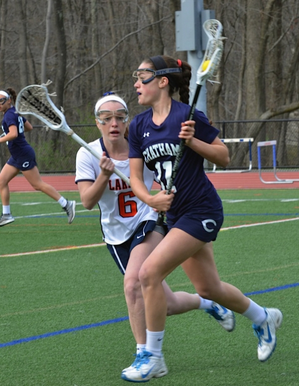 Chatham and Mountain Lakes are the second and fourth seeds, respectively, for the 2017 Morris County Girls Lacrosse Tournament.