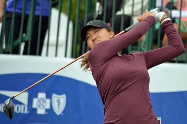 Park secures first LPGA victory