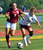 Morristown-Beard and Madison battled it out in a close game.