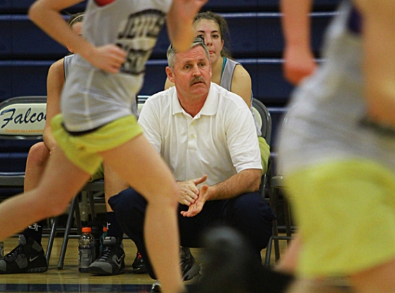 Jefferson coach Jim O'Connor looks to have another winning season.