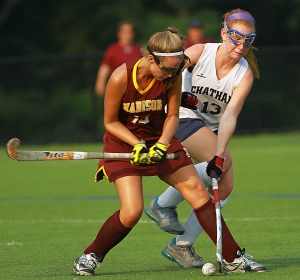 Madison, the No. 1 seed in the 2001 MCT Field Hockey Tournament, is going for its 17th title.