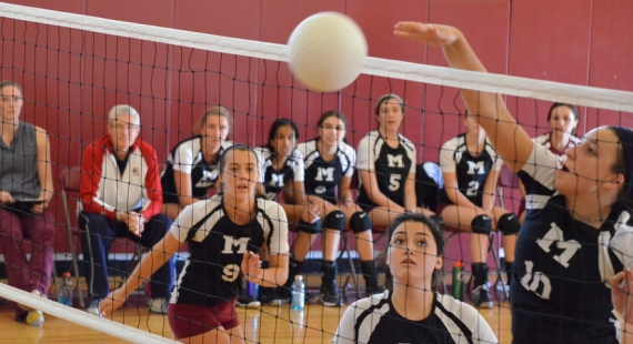 Morristown lost eight seniors but is hesitant to say it is rebuilding.